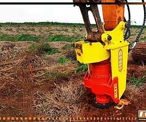 Destocador agrícola