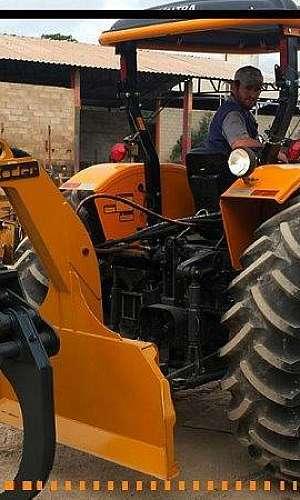 Industria de equipamentos florestais