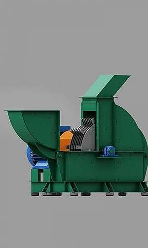 Moinho triturador de milho