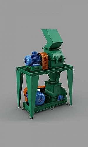 Moinho triturador