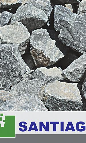 Pedra de mão rachão