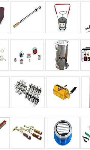 Venda de equipamentos magnéticos